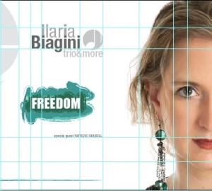 Ilaria Biagini - copertina Freedom