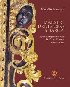 Maestri del legno a Barga - copertina