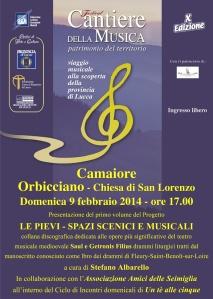 Le Pievi - Orbicciano - 9 feb 14