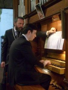Paolo Sorrentino organo