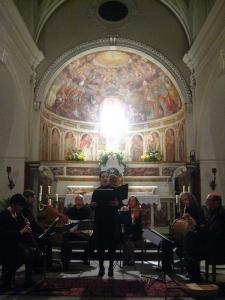 2013 - Concerto musica antica