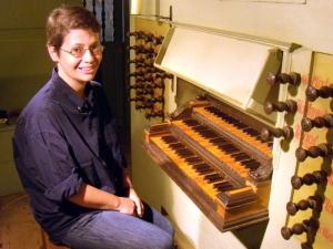 Giulia Biagetti organo Wilde-Schnitger di Ludingworth Germania 09