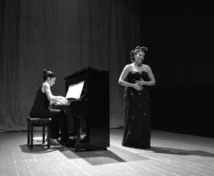 Bianca Barsanti e Anna Cognetta