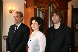 trio  con  organo  23 maggio