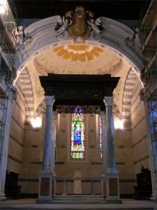 Chiesa dei Servi - cappella centrale