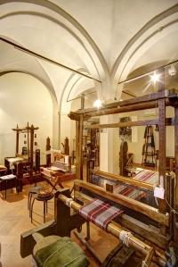 Telai Niemak a Palazzo Mansi