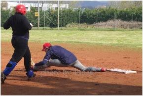 Michele Coppi in azione
