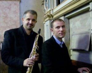 Pellini Tagliaferri sax e organo